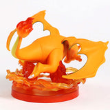 Figurine Dragon<br> Pokémon Dracaufeu