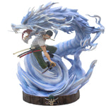 Figurine zoro dragon