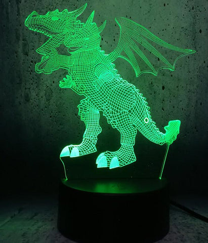Lampe Dragon Hydre