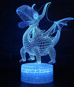 Lampe LED Dragon