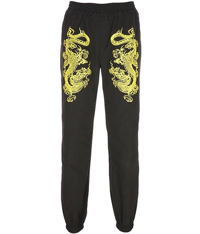 Pantalon De Dragon