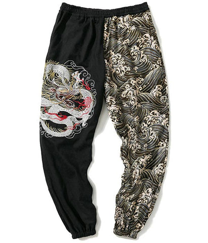 Pantalon Dragon Vague