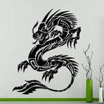 Stickers Dragon Japonais