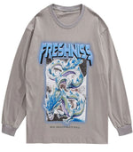 Sweat dragon freshniss