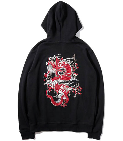 Sweat motif dragon