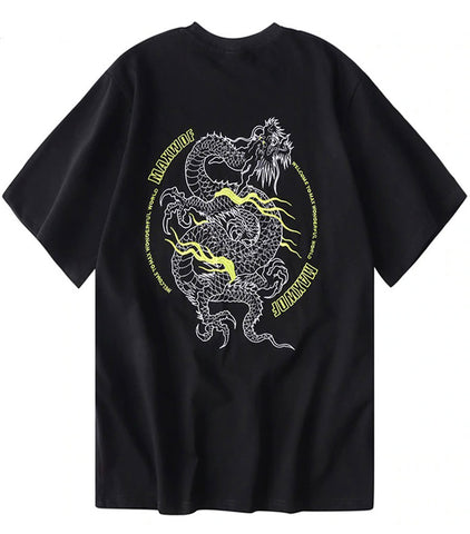T-Shirt Dragon<br> Chinois Homme