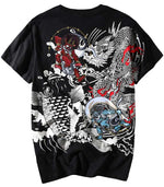 T-Shirt Dragon Prajna