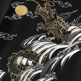 T-Shirt Dragon<br> Carpe Koï Cascade