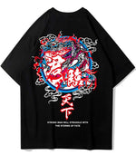 Tee Shirt Dragon Chinois Homme