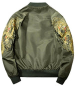 Veste dragon aviateur