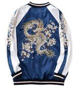 Veste motif dragon