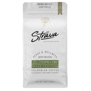 INTRO STRENGTH CBD COFFEE (Whole Beans)