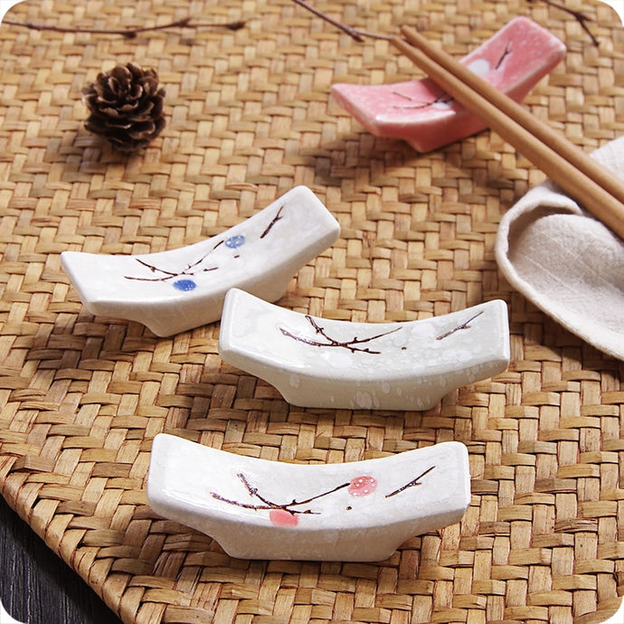 Japanese Ceramic Chopstick Rests (1 pc)
