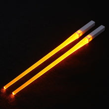 Load image into Gallery viewer, Specialty LED Lightsaber Chopsticks (1 pair)