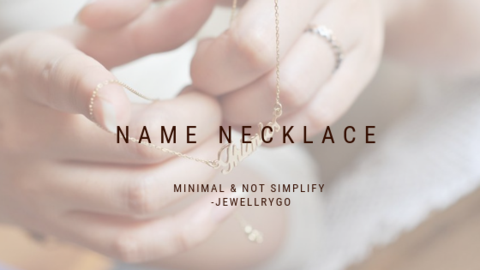This Style Jewelry Be Minimal but Not simplify!