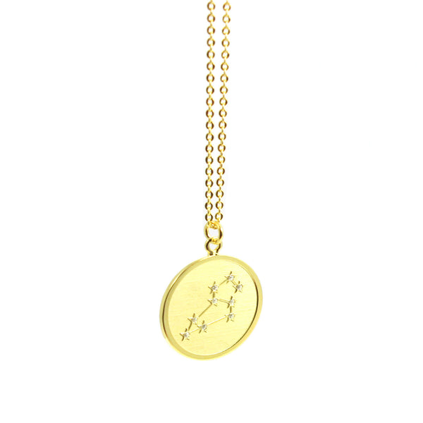 Constellation Necklace Any Sign