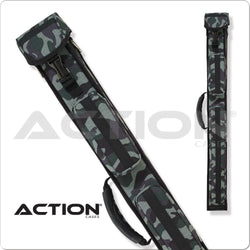 Action Cue Case Hard Green 2x3 ACGI23