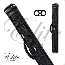 Elite Precision Hard Cue Case 2x2 ECCP22