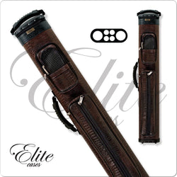 Elite Precision Hard Cue Case 2x4 ECCP24