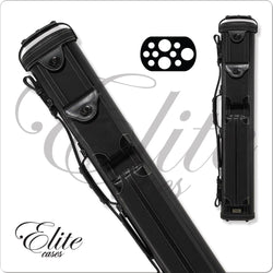 Elite Vintage Leather Cue Case 3x7 ECV37