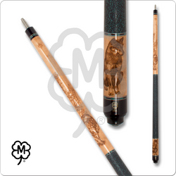 McDermott Wildfire Series Pool Cue G338