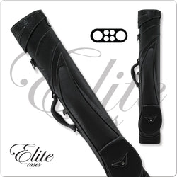 Elite Saddle Bag Hard Cue Case 2x4 ECS24