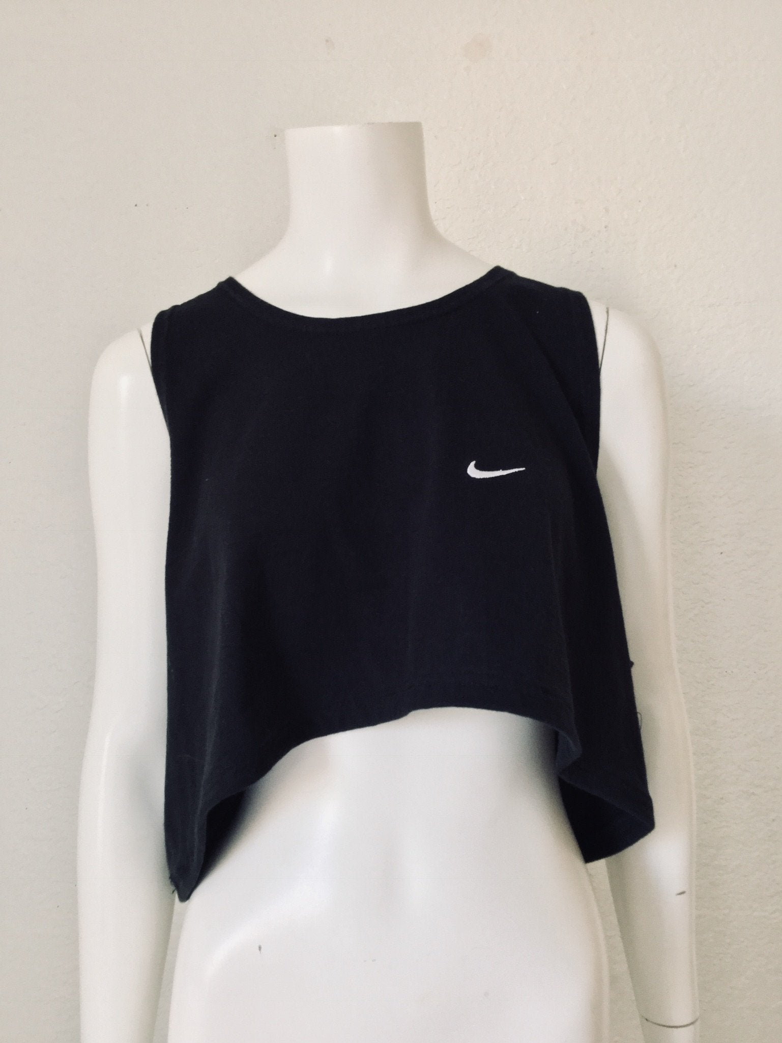 Nike Reworked 90s's Crop Top