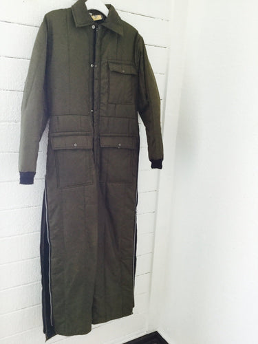Size Zip Super Fly Flight Suit