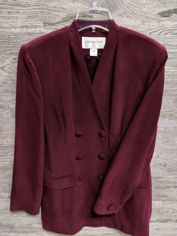 Jones New York Wine Blazer