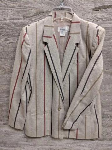 Christopher Stripe Blazer Jacket