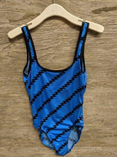 The Cultured Pearl Blue One Piece Swimsuit - Closet Freekz