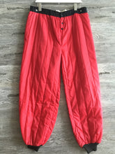 Retro Space Joggers (Red) - Closet Freekz