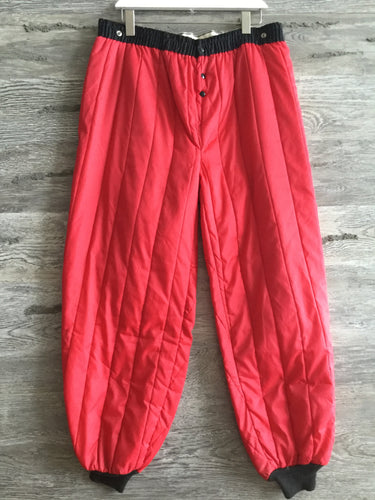 Retro Space Joggers (Red)