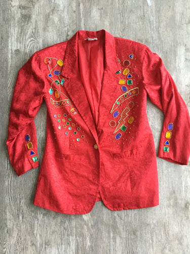 Showtime Jewel Blazer