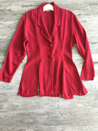 Desiree Split Evening Blazer