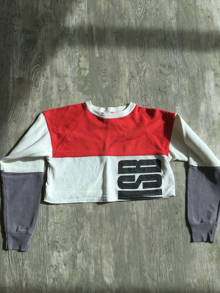 4TH & TEN CUSTOM CROP TOP
