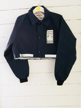 Fire Brigade Crop Coach Jacket - Closet Freekz
