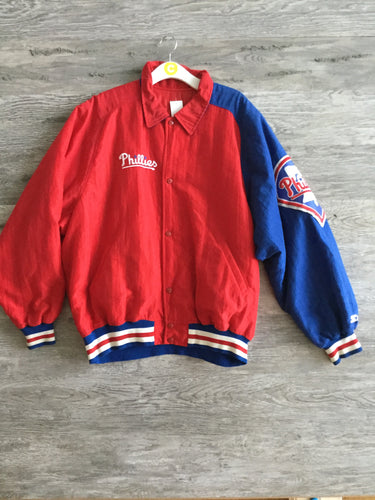 Phillies 90's Bomber Jacket