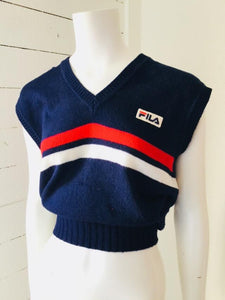 Fila Sports Student Vest - Closet Freekz