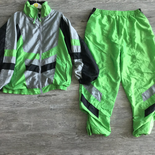 Santana Retro Jogging Suit