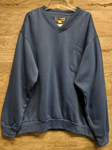 Weatherman Blue Crewneck - Closet Freekz