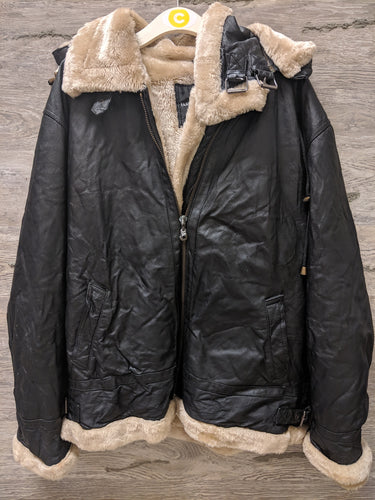 Tanners Avenue Leather Moto Jacket
