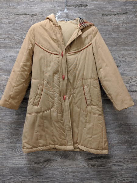 Joel Tan Padded Outerwear Jacket