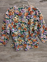 Perceptions Floral Blazer