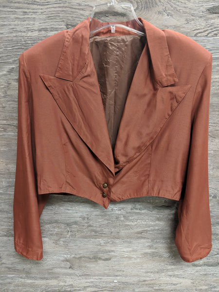 In the Wind Taupe Blazer
