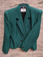 Kasper Green Blazer Jacket