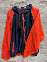Sasson Blue and Red Windbreaker