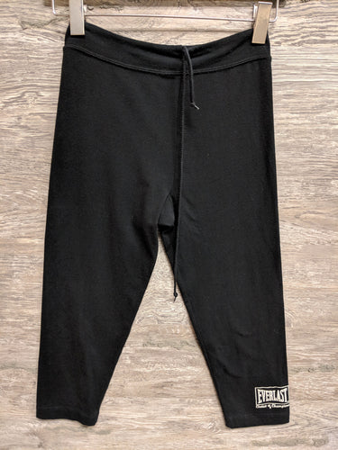Everlast Black Capri Leggings