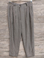 Chaus Houndstooth Dress Pants