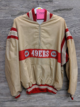 DeLong 49ers Tan Pullover